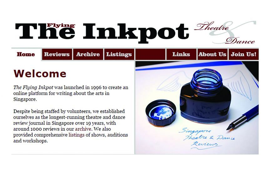 The archives of The Flying Inkpot will be kept online for the public to view.