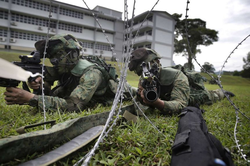 The SAF will be conducting military exercises across the country from Dec 28 to Jan 4.