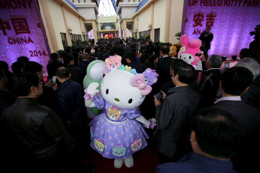 Hello Kitty creator Sanrio said that the flaw on a fan website which allegedly exposed the private information of millions of users has been corrected.