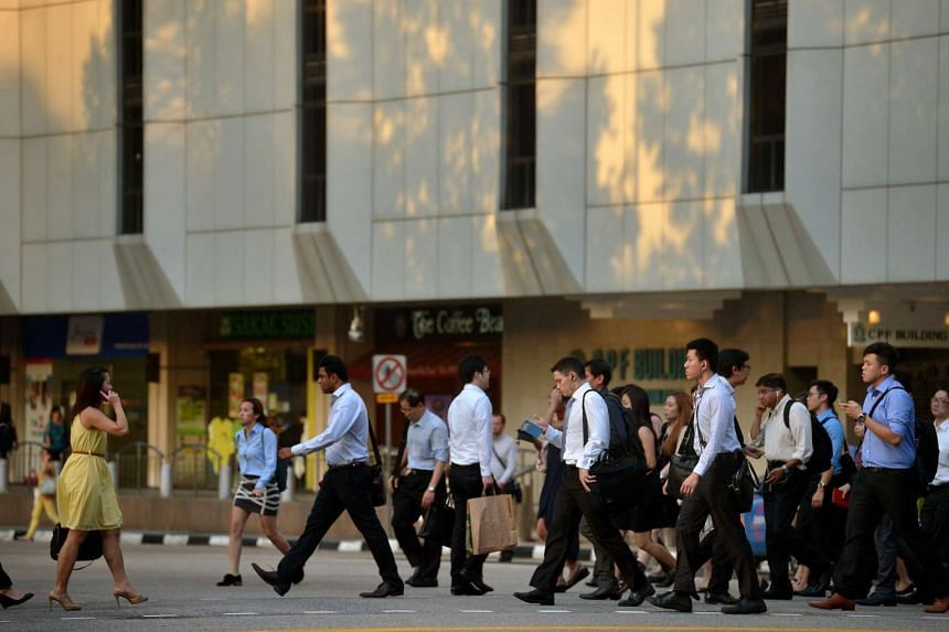 The latest edition of a consumer confidence survey shows Singaporeans to be nervously more upbeat at the year's close.