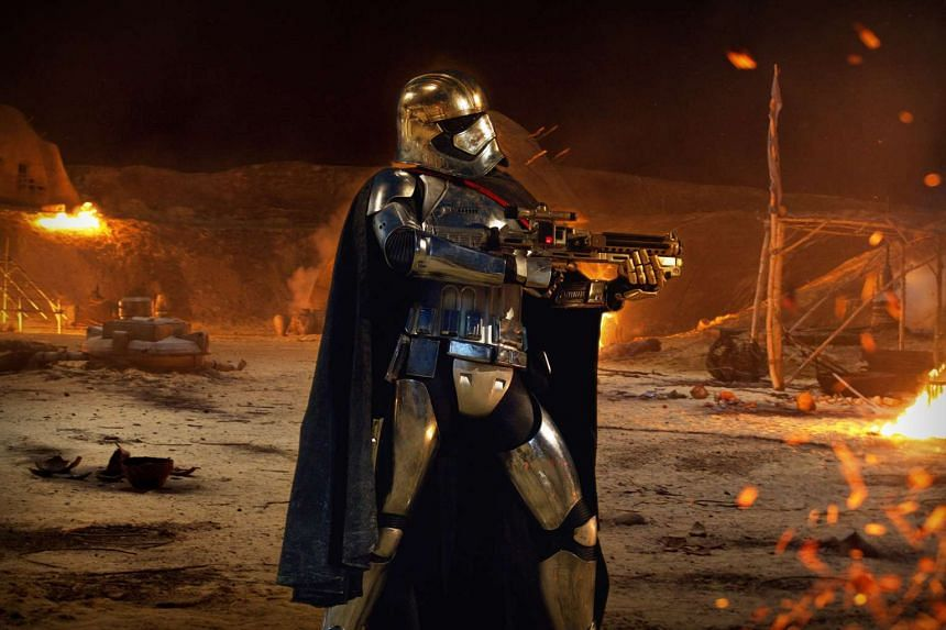 A Montana man has been arrested on suspicion of threatening to shoot a student for divulging a plot line of the newly released Star Wars film.