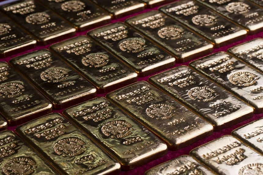 The 42-year-old suspect had four 100g gold bars hidden in his rectum.