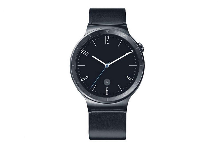 This Android Wear smartwatch from Huawei wowed many when it was first announced at the Mobile World Congress event in March.