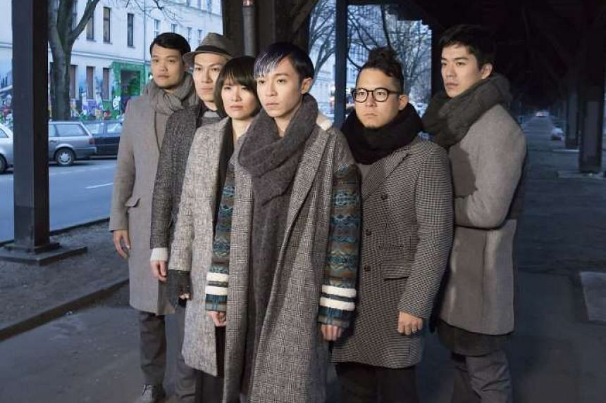 Taiwanese band Sodagreen (above) complete their four-season Vivaldi project with their latest album.