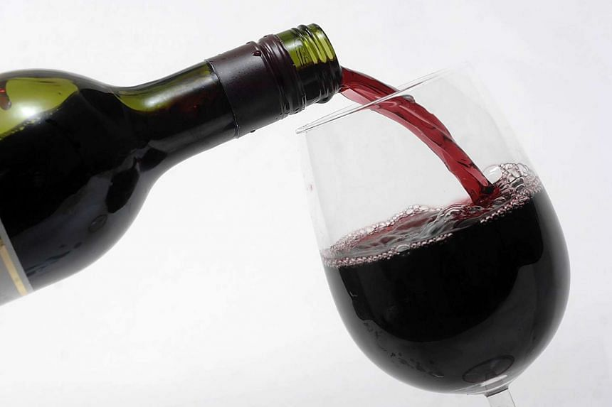 Cheers to wine that will not bust your budget. PHOTO: BLOOMBERG