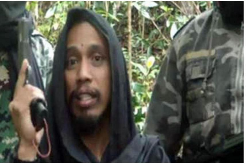Indonesia forces are mobilising for a manhunt for wanted militant leader Santoso (pictured).
