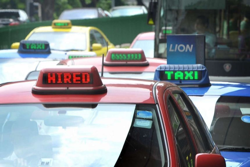 A Comfort taxi driver who imposed an unauthorised surcharge for picking up a passenger at HarbourFront Centre had been given a stern warning.