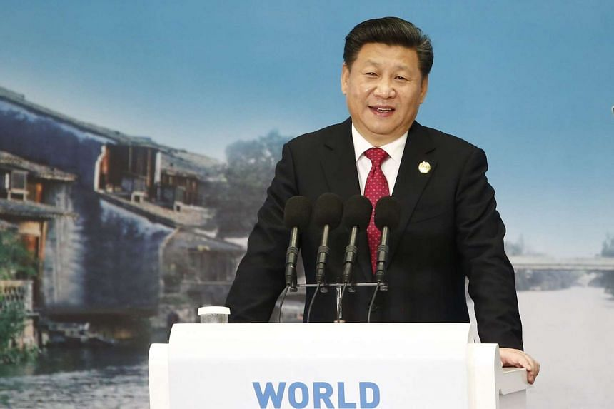US President Barack Obama has raised concern about the law directly with Chinese President Xi Jinping (above).