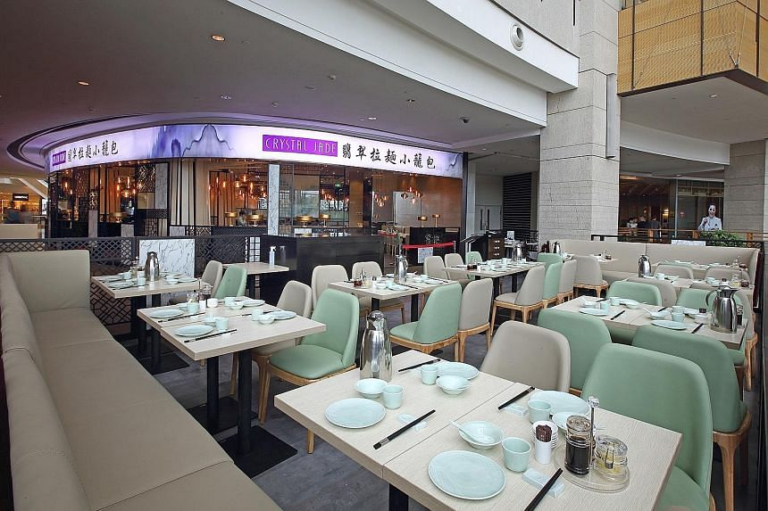 The top restaurant-related deal this year was Standard Chartered Private Equity's US$52 million (S$73 million) growth capital injection into Crystal Jade, a household name in Chinese cuisine.