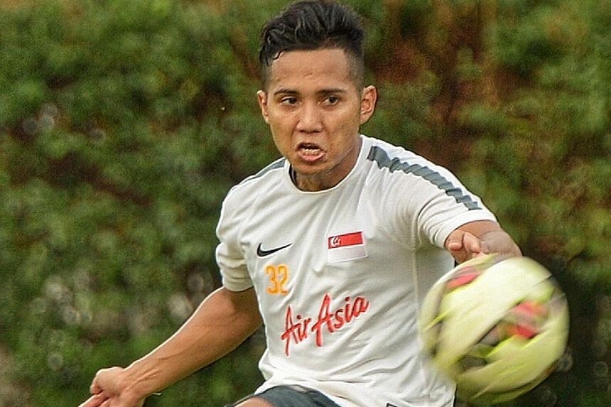 Sahil Suhaimi has signed with Geylang International for next season, explaining that the promise of regular playing time appealed to him.