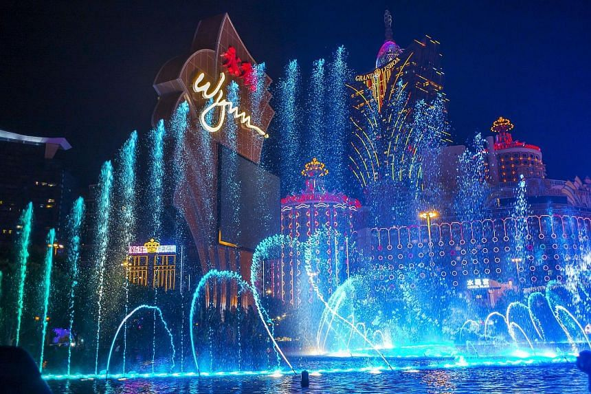 WORST PERFORMER - 53%: Casino resort developer and operator Wynn Resorts' year-to-date return. It was the worst-performing stock on the S&P Global Luxury Index as at Oct 30.