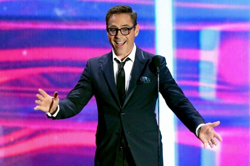 Actor Robert Downey Jr (above) has been pardoned following a request for clemency.