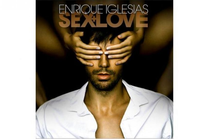 "Singer Enrique Iglesias was performing in Colombo as part of his ""Sex and Love"" tour."
