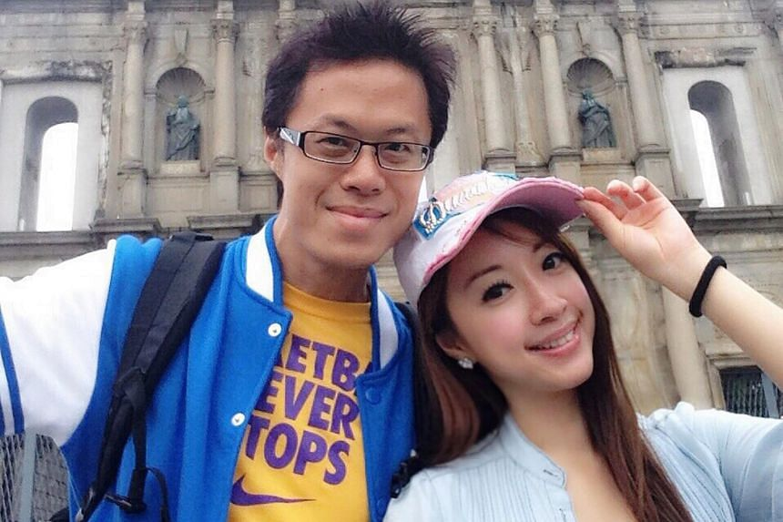 Mr Alan Yap, who was divorced, leaves behind two children aged five and eight. He was 37.