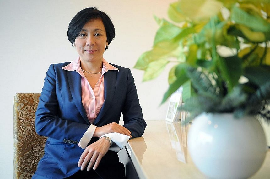 Ms Yeoh is not concerned that Asean markets might falter next year because they have strong fundamentals, lower valuation, high savings rates, low equity exposure and strong domestic demand.
