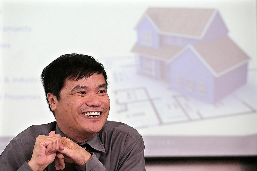 Mr Chua advises those looking to buy a new home to purchase within their means and to look at it as a long-term commitment so that they will not be forced to sell during a down cycle.