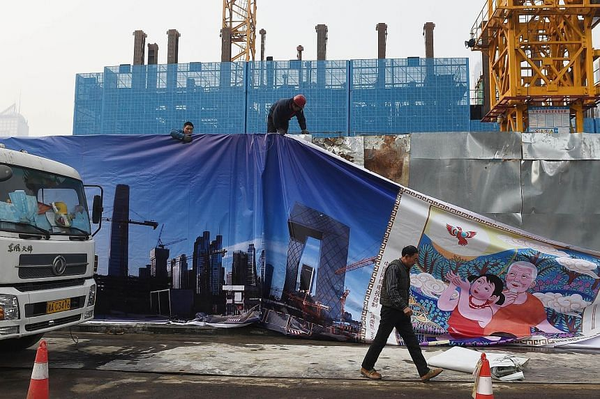 The slowing down of China's economy can be said to be a result of its own success. Labour cost has gone up and this in turn creates opportunities for the region's developing countries to increase their global market share as China retreats from certa