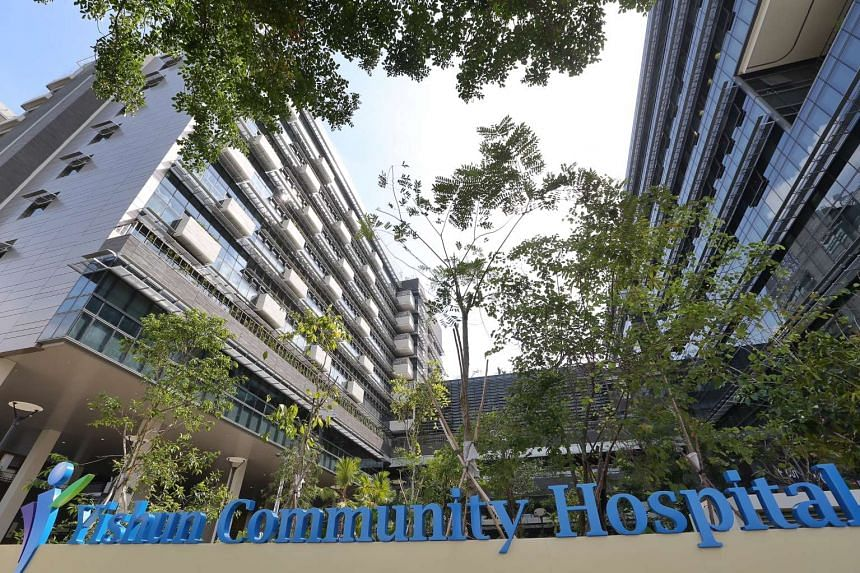 Yishun Community Hospital opens and starts receiving patients on Dec 28, 2015.