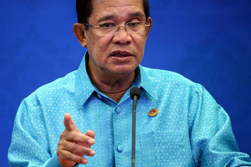 Cambodia's Prime Minister Hun Sen said the new law would be passed next year.