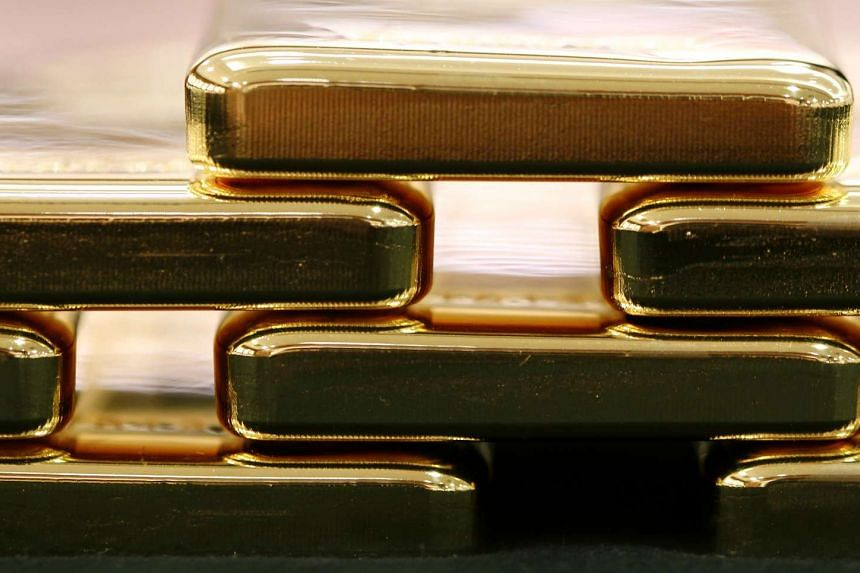 Gold has retreated 9.3 per cent this year as the US economy improved.