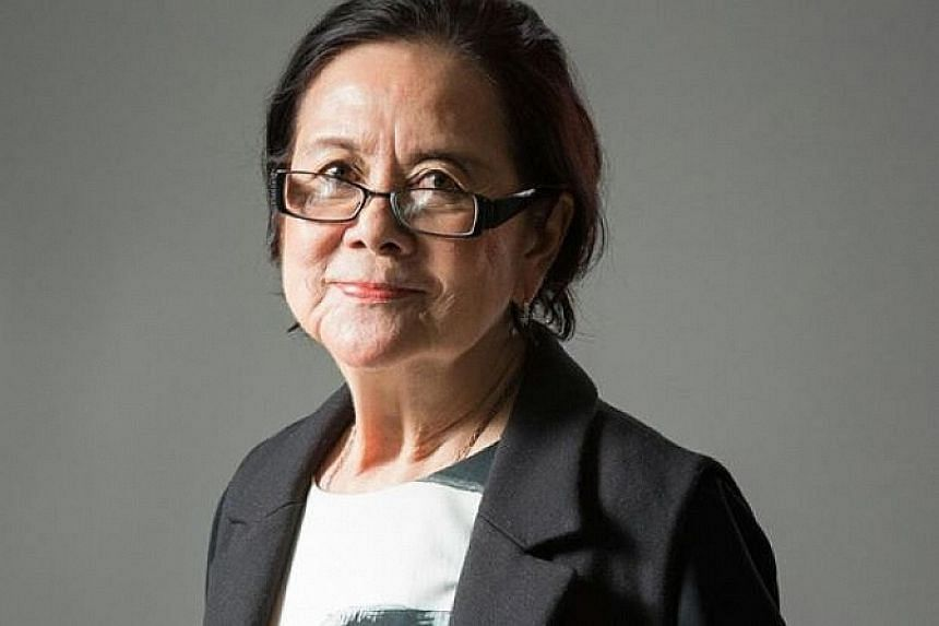 Mrs Magsanoc ran the Philippine Daily Inquirer, which has toppled presidents, for 24 years.