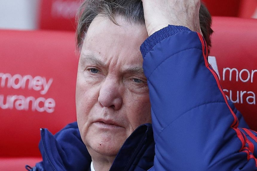There is no guarantee that Louis van Gaal will still be calling the shots when United face struggling Chelsea today but a loss to his fellow Dutchman Guus Hiddink's side will surely get him the sack for a fifth straight defeat.