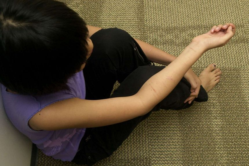 More teenagers are cutting themselves on their arms or legs in an attempt to cope with emotional stress or frustration.