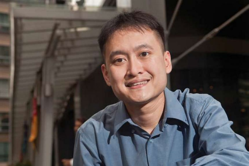 A Nation of Skilled Talents is written by Dr Jonathon Loh (above) and graduate student Chadi El Farran.