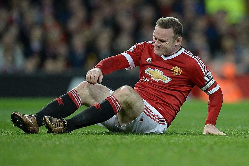Wayne Rooney's United scoring ratio has worsened considerably at a time when he needs to impress England boss Roy Hodgson.
