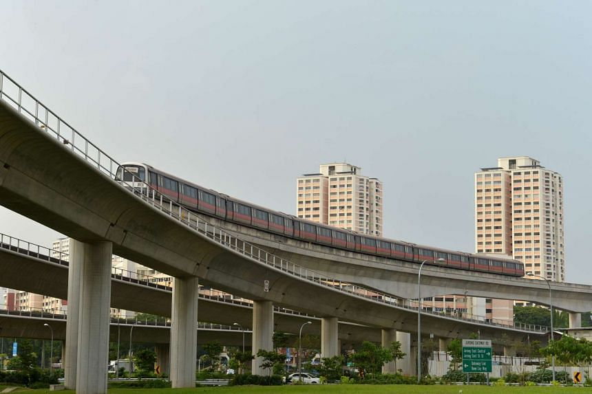 A track fault has occurred near Jurong East MRT station on Tuesday (Dec 29) morning.