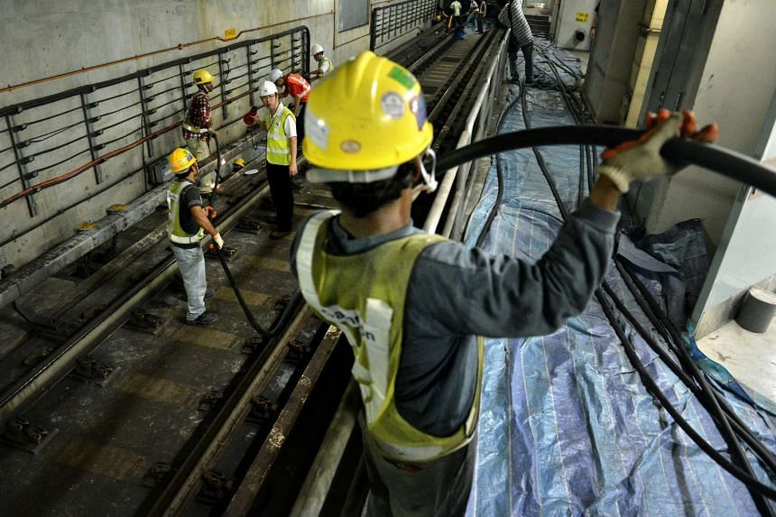 LTA appointed an Independent Advisory Panel to review the power supply system for all MRT and LRT lines.