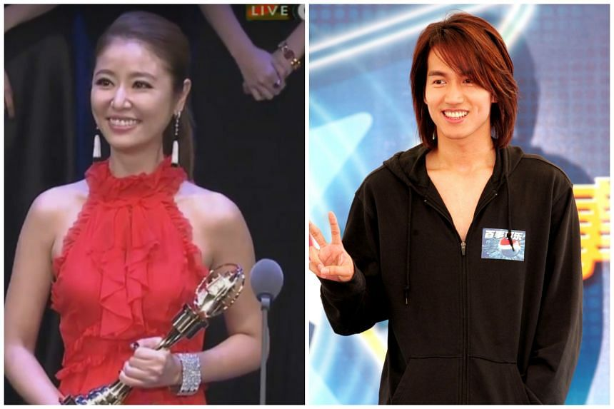 Ruby Lin reportedly shared a taxi with Jerry Yan back to her building in Taipei on Dec 13.