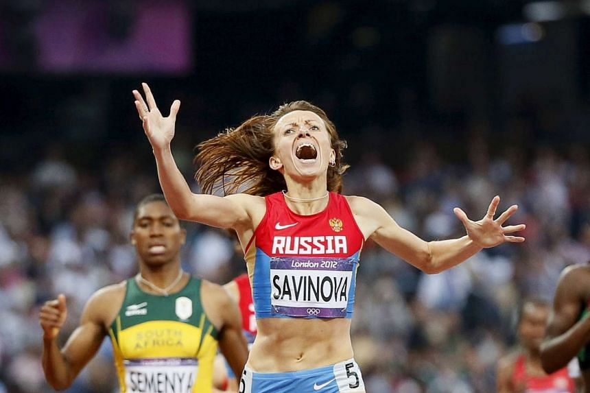The World Anti-Doping Agency commission in Nov alleged that Russian athletes have systematically used performance-enhancing substances and recommended Russia be suspended from international competition.