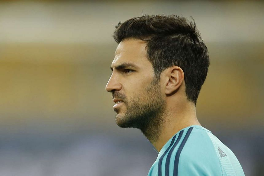 Fabregas has been linked with Juventus and Inter Milan following a poor half season at Chelsea.