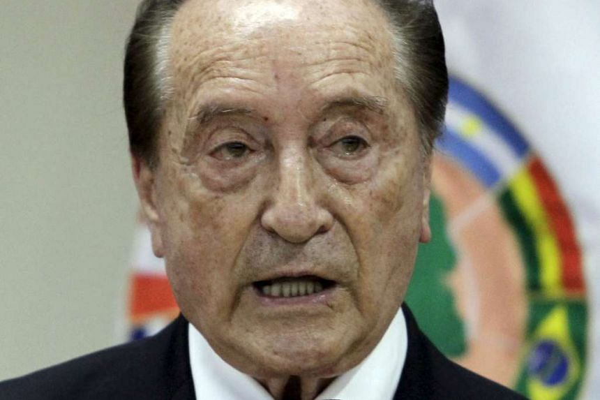 """Figueredo received US$50,000 a month in """"improper payments"""" from sports marketing companies, it is alleged."""