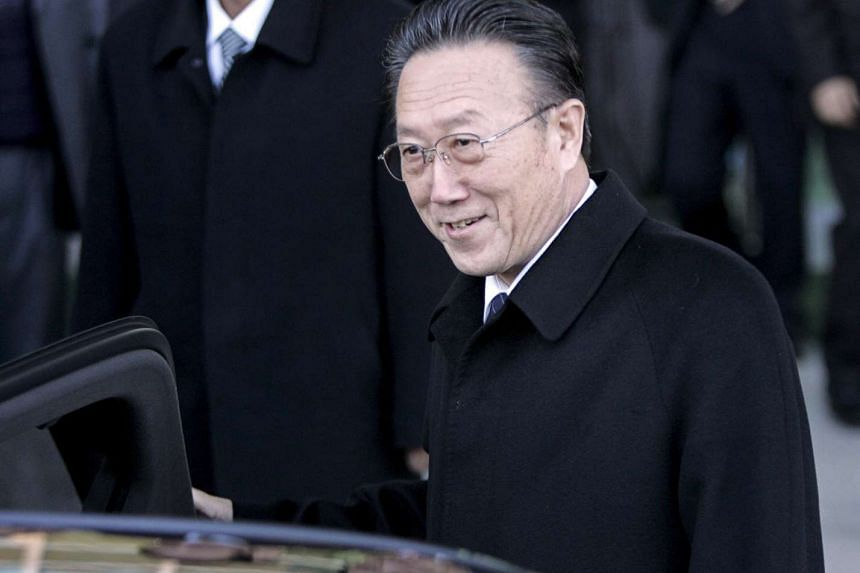 Kim Yang Gon, a top party official and key confidante to Kim Jong Un, died in a traffic accident on Tuesday.