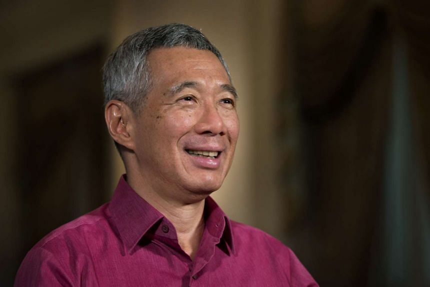 Prime Minister Lee Hsien Loong noted four incidents over the past year that would help spur the country forward, in his New Year message.