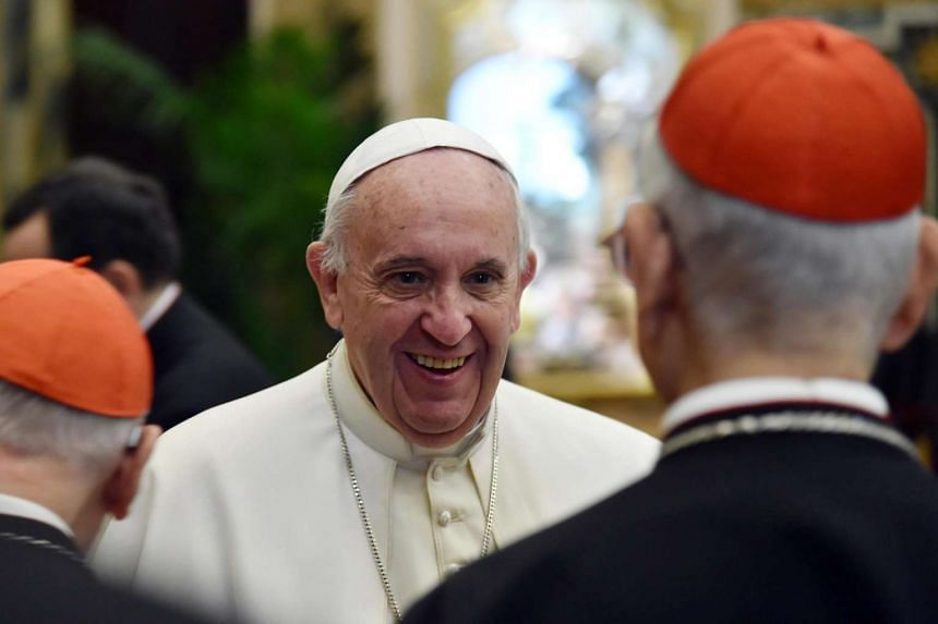Pope Francis has insisted that his shake-up of Vatican governance will be pursued in the New Year.