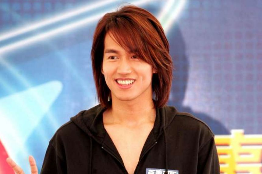 Television stars Jerry Yan (above) and Ruby Lin have refuted reports that she took him home earlier this month.