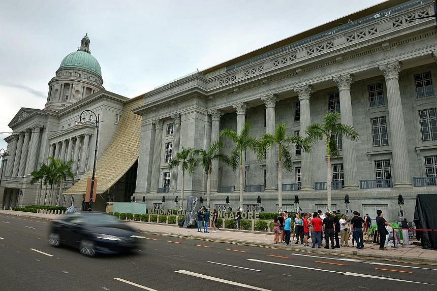 The National Gallery Singapore in the Civic District hopes the initiative will encourage more people to visit and explore the area.