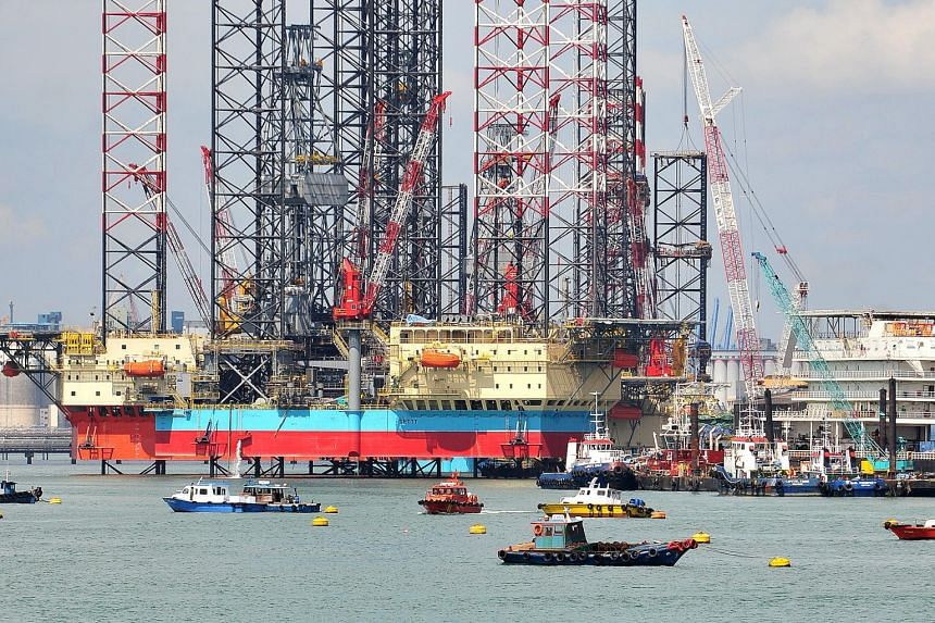 Rig-builders, who could face a multi-year downturn amid the supply glut and depressed oil prices, have lost over 30 per cent of their market cap, while the smaller offshore support vessel players have lost 60 per cent to 80 per cent of their value, a