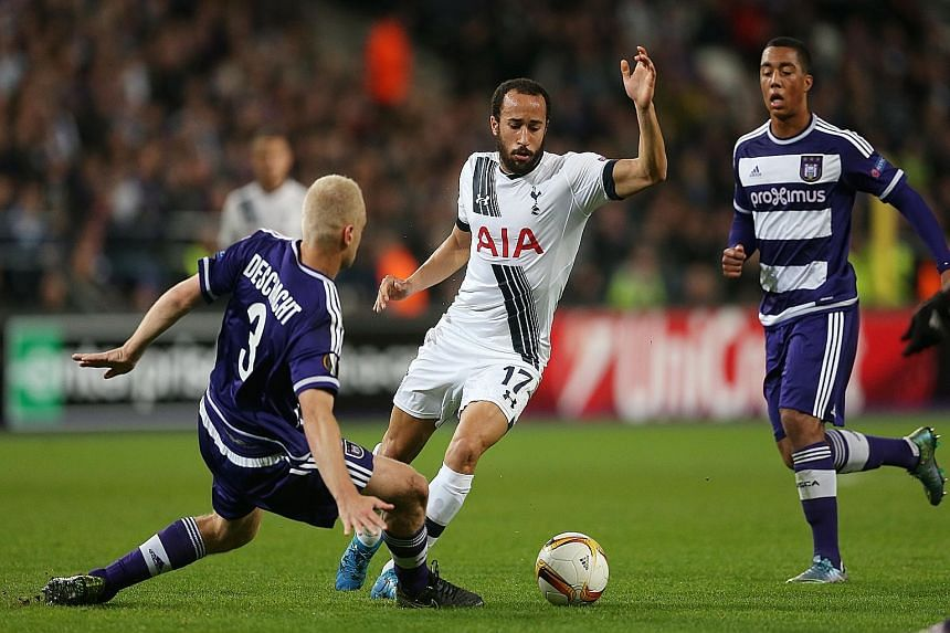 Tottenham's English winger Andros Townsend (above) is in the sights of both Newcastle and West Bromwich, while Alex Teixeira, Ukrainian side Shakhtar's Brazilian attacking midfielder, is being targeted by Chelsea to shore up their misfiring front lin