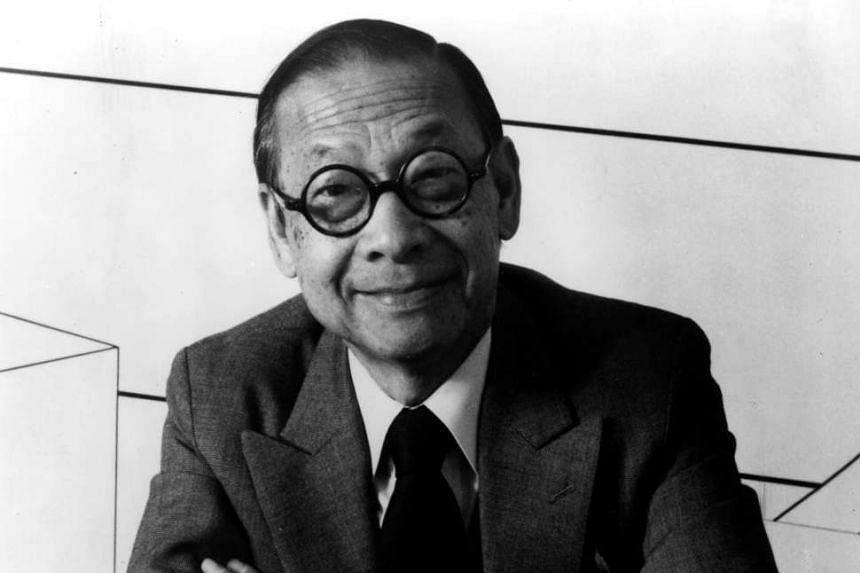 A healthcare aide to architect I.M. Pei (pictured), has been charged with assaulting the 98-year-old in his Manhattan townhouse.