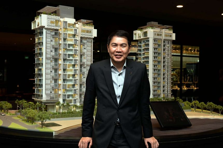 CapitaLand group chief executive Lim Ming Yan says firms can tap its presence in over 20 countries globally to grow regionally and internationally.