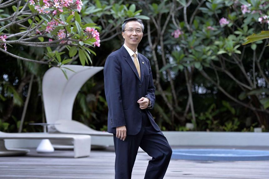 Mr Choe Peng Sum expects continued strong demand for the company's serviced apartments, hotel residences and boutique lifestyle hotels.