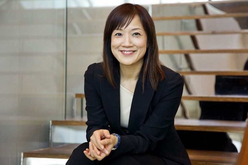 Ms Judy Hsu, chief of Standard Chartered Singapore, plans to build on the bank's leadership in digital banking.