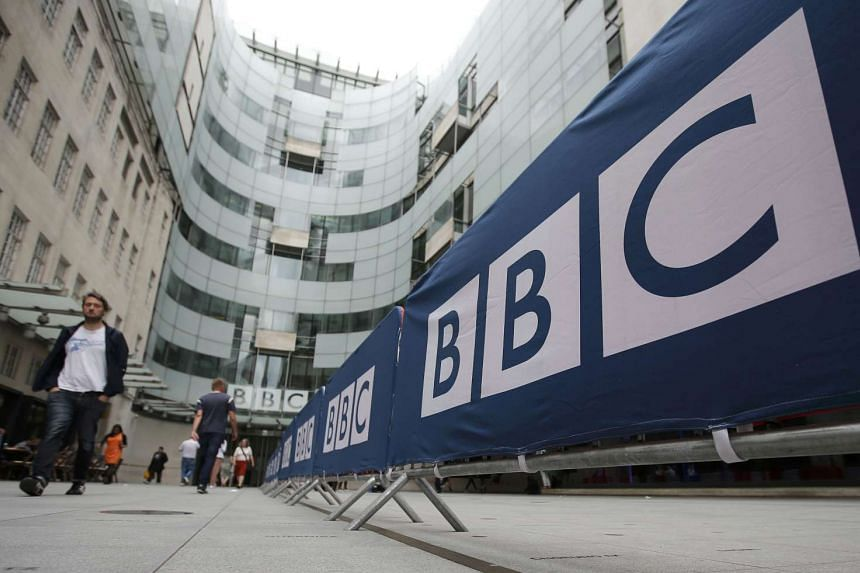 The BBC's online services, including its news website and iPlayer catch-up TV platform, were taken down for a few hours.