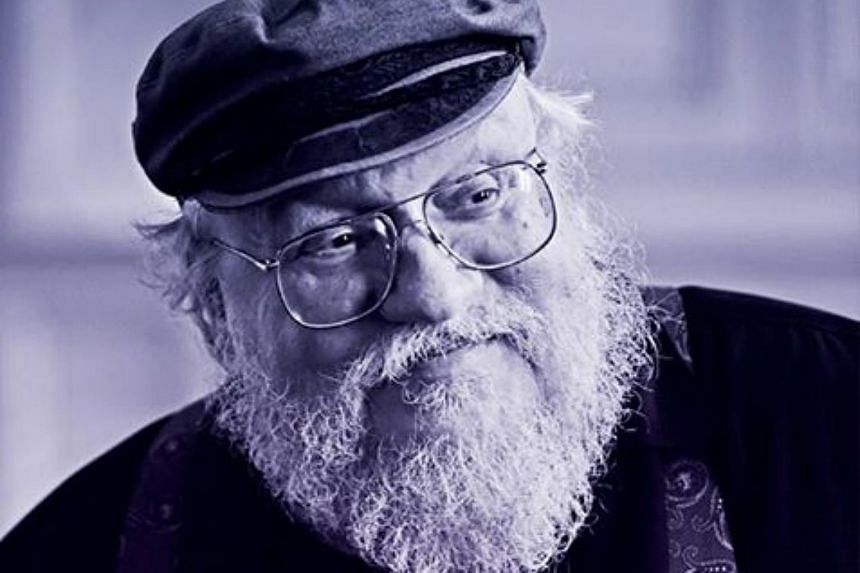 George R.R. Martin admitted he had missed a Dec 31 deadline to complete the latest instalment in the fantasy series.