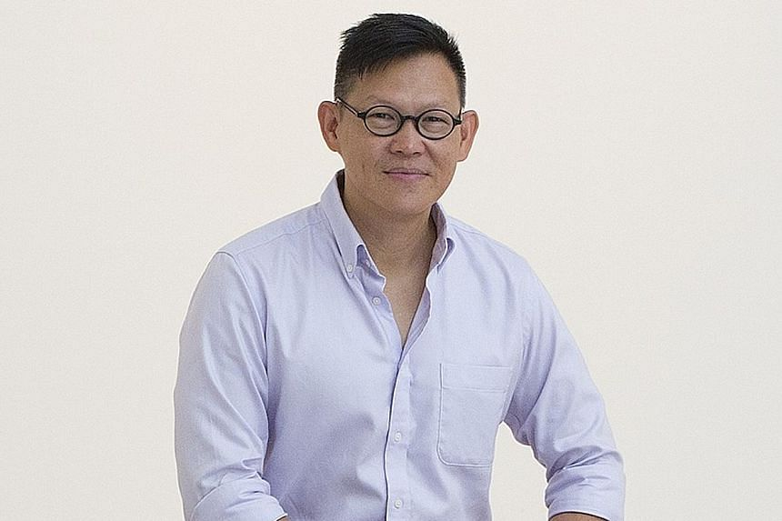 Gallerist Richard Koh is one of the speakers on The Art Week Conversations panel, which offers talks on art markets.