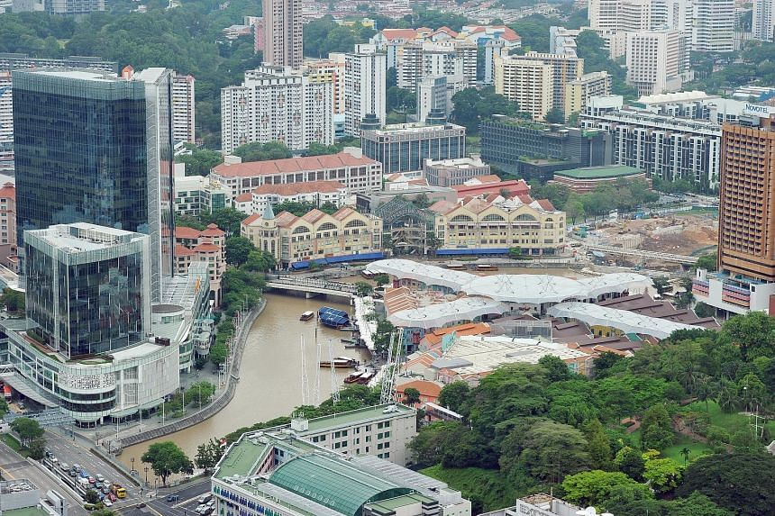 Prices in the primary sale market should remain flat for the next two quarters, says Savills Singapore's Mr Alan Cheong.